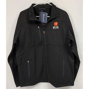 New NFLPA NFL Pro Line Zip Up Men's Jacket Medium